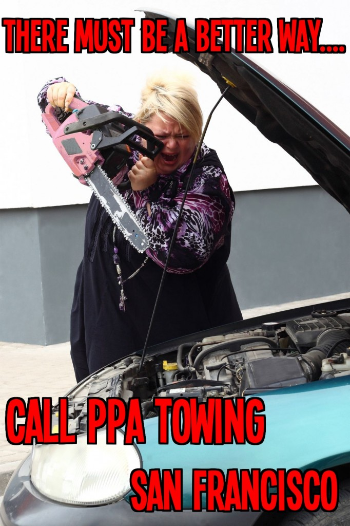 PPA Towing- There must be a better way