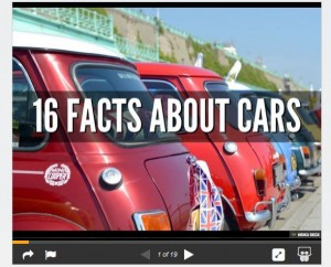 16 Facts About Cars